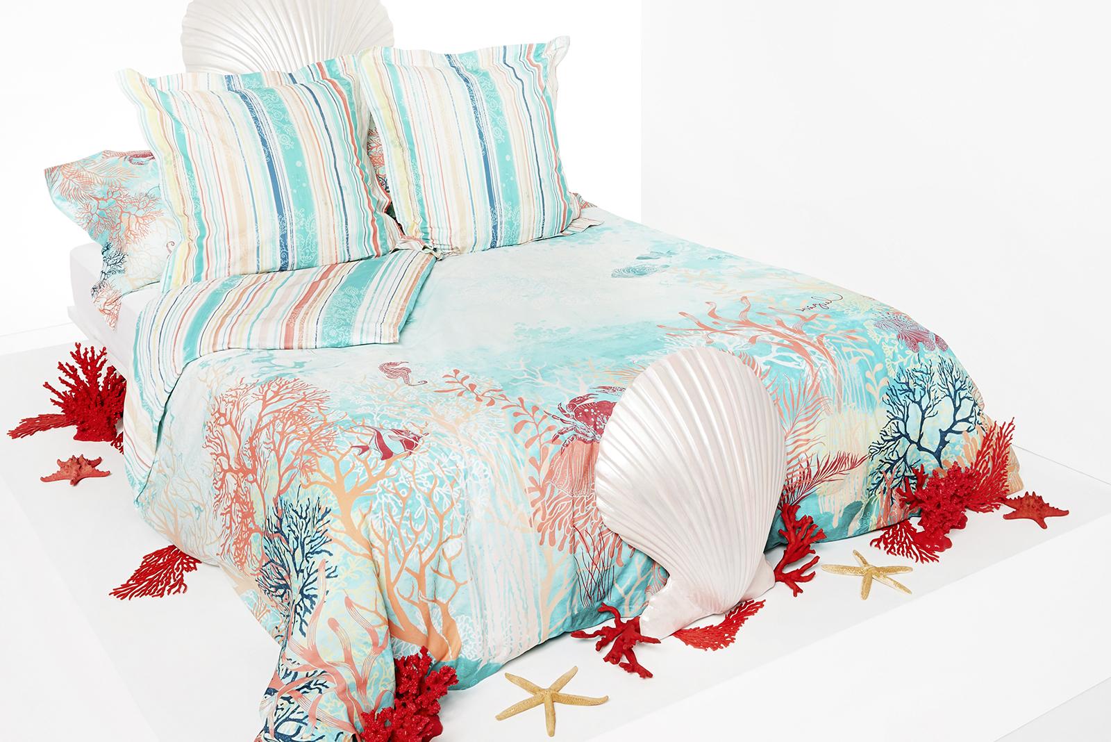 Ropa de cama Desigual modelo sierena grande
